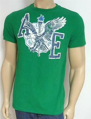 American Eagle Outfitters AEO Tee Mens Burgundy Traditions T-Shirt New NWT