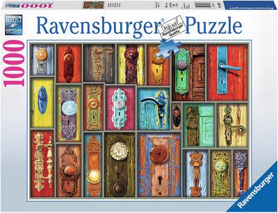 RAVENSBURGER PUZZLE*1000 TEILE*DISNEY PIXAR*SCRAPBOOK*RARITÄT*OVP
