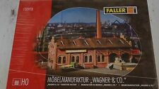 Faller 130978 Wagner & Co Furniture Plastic Building Kit HO Scale NEW!