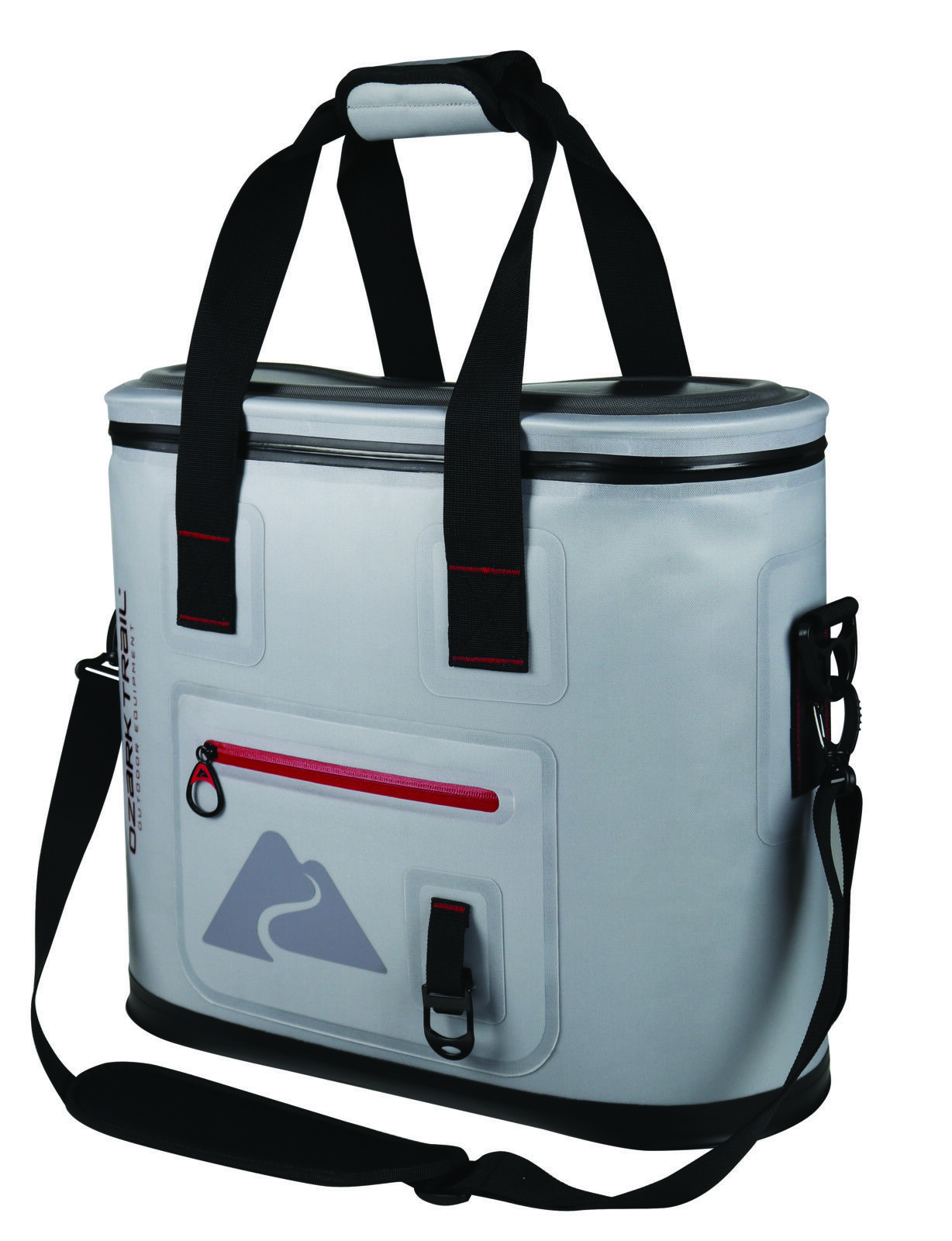 Portable Outdoor Bag Sealed Leak-tight Cooler Heat Welded Body 30 Can Capacity