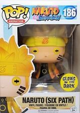 POP Vinyl Naruto Shippuden (Six Path) #186 Limited Glow in the Dark Funko New