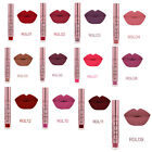 12 Colors New Matte Liquid Lipstick Lipgloss Long Lasting Lip Balm Cream Makeup