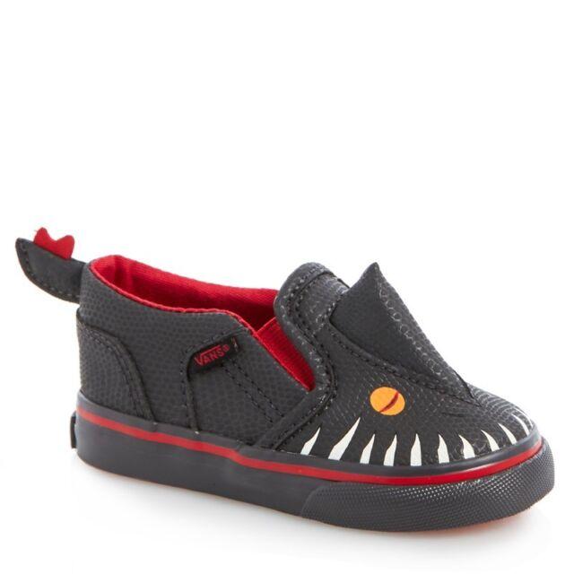 VANS Asher V Vansosaur Toddler Shoes 10 for sale online  ebb006660
