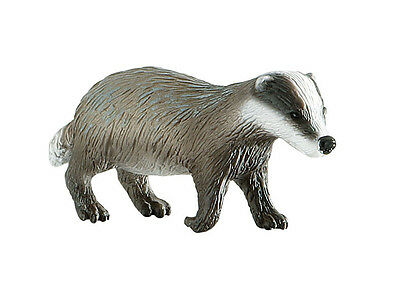 Toys & Hobbies Badger 7 Cm Wild Animals Bullyland 64457 In Many Styles Animals & Dinosaurs