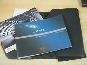 kia ceed owners manual