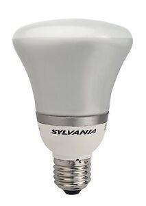 1x-SYLVANIA-0031113-MINI-LYNX-15W-E27-R80-REFLECTEUR-AMPOULE-LAMPE-827-122mm