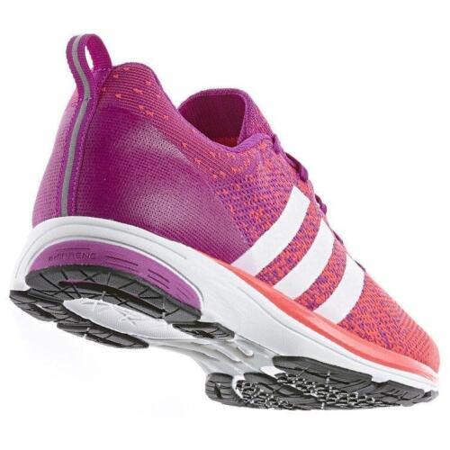 Pink Primeknit donna da Q21955 Running Adidas 0 Adizero 2 Trainers qgw5HIZ