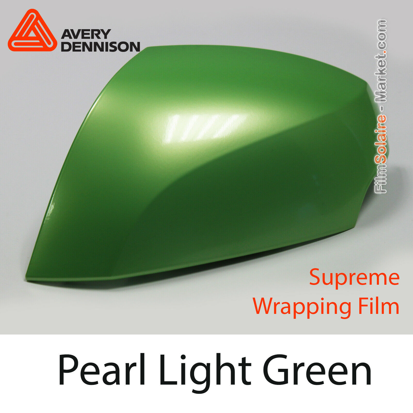 Pearl Light Grün, Avery Dennison Supreme Wrapping Film Total Covering AS8950001
