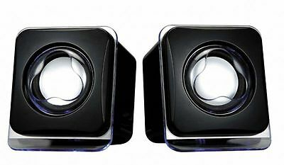 Terabyte USB Powered Mini Portable Speakers