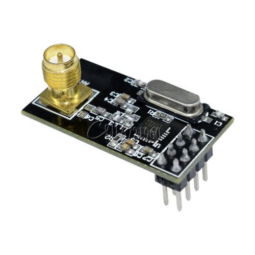 SMA antenne microcontroll Arduino 2.4 G NRF24L01 sans fil émetteur-Récepteur Module