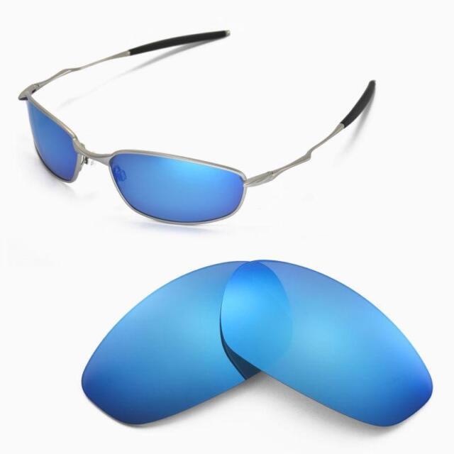 5520f2a787 Walleva Polarized Ice Blue Lenses for Oakley Whisker for sale online ...