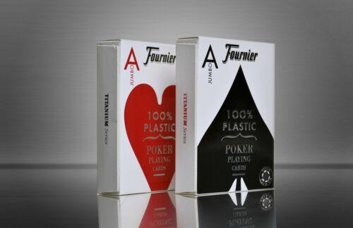 2 Grande Signos de Esquina Fournier 2800 Titanio Series 100/% Plástico