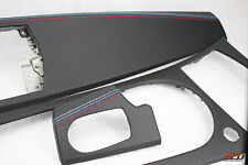 Carbon Interieurleisten BMW Z4 E85 E86 E89 Carbonleder Leder Neu Dekorleisten
