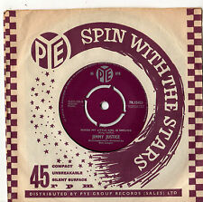 """Jimmy Justice - When My Little Girl Is Smiling 7"""" Single 1962"""