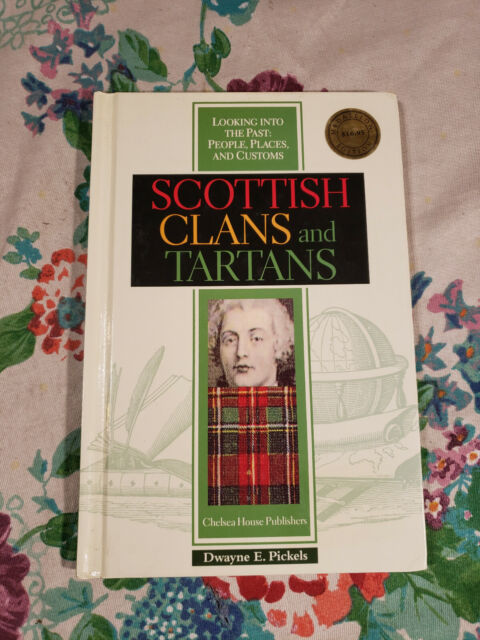 Scottish Clans and Tartans by Dwayne E. Pickels (1999, Hardcover) #vq
