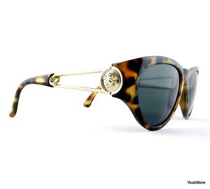GIANNI-VERSACE-occhiali-sole-427-COL-279-RARE-VINTAGE-SUNGLASSES-NEW