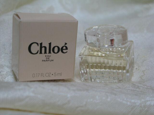 Chloe Eau De Parfum 5 Ml 17 Oz Made In France For Sale Online Ebay