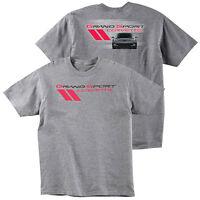 C6 Grand Sport Corvette T-shirt, Sport Gray -- Free Shipping