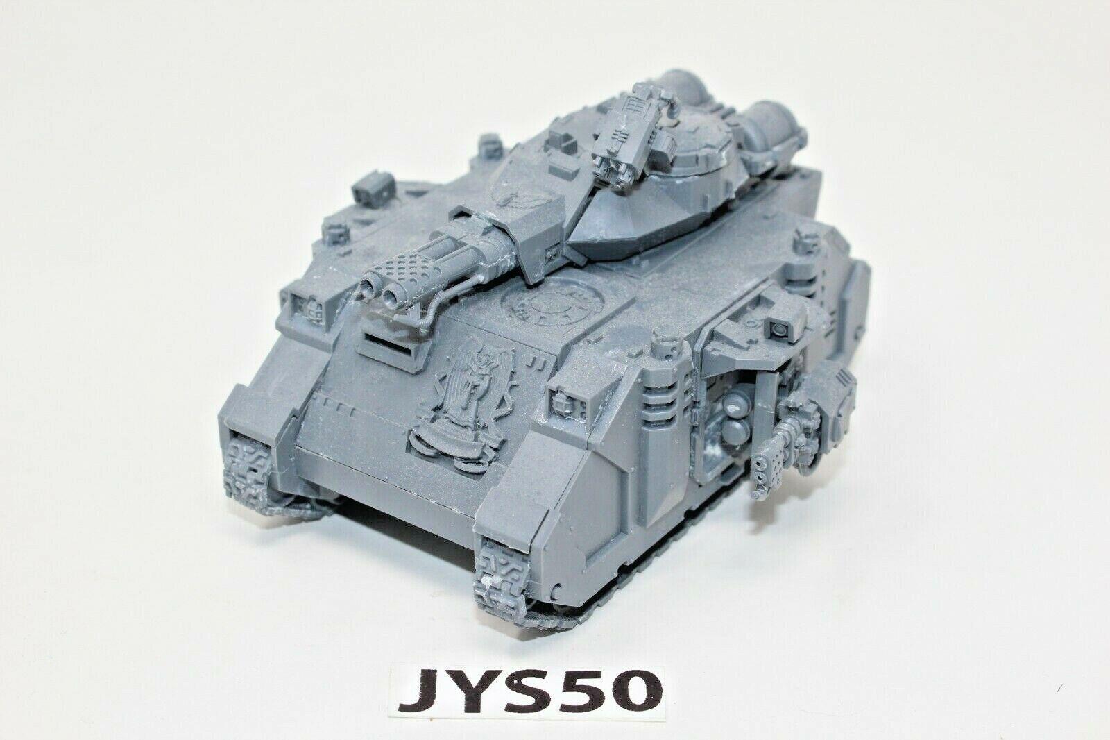Warhammer Space Marines Blood Angels Baal Predator - JYS50