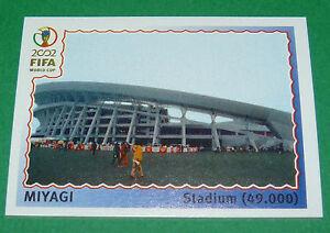 N-18-MIYAGI-STADE-WORLD-CUP-PANINI-FOOTBALL-JAPAN-KOREA-2002-COUPE-MONDE-FIFA