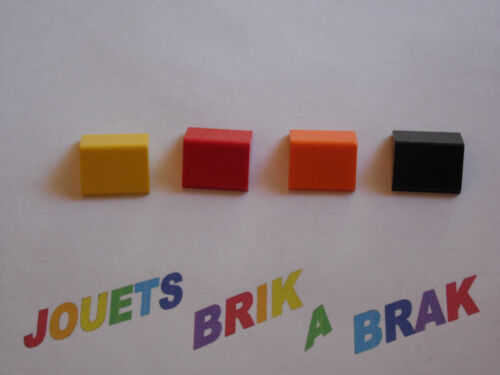 Lego brique inclinée 45° faîtage toit brick slope 2x2 choose color ef 3043