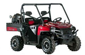 Pro-Armor-UTV-Doors-for-Polaris-Ranger-800-XP-in-Black