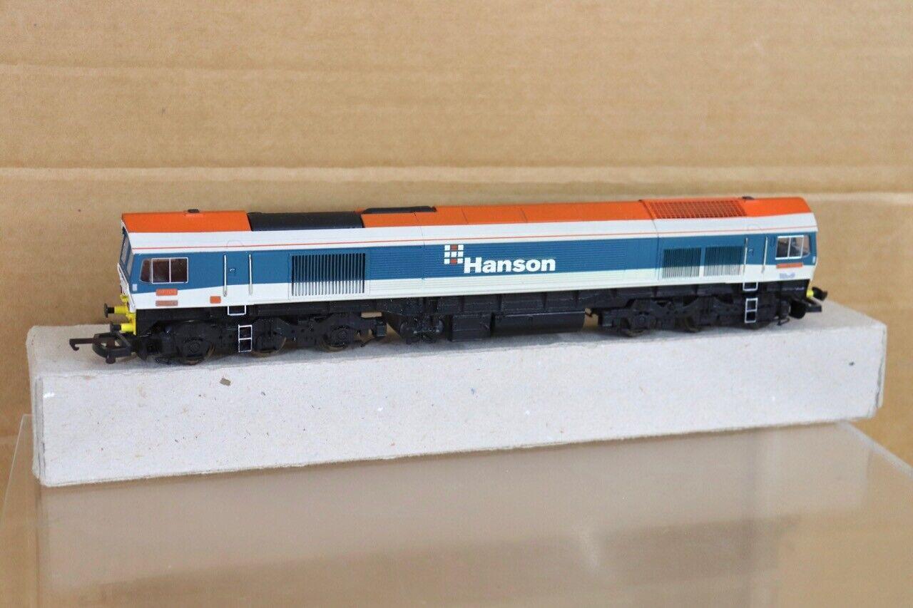 Nuevos productos de artículos novedosos. Lima Reacabados Br Br Br Hanson Clase 59 Diesel Loco 59104 Aldea de Gran Olmo NT  orden en línea