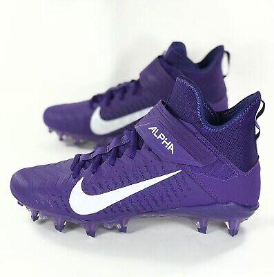 Nike Alpha Menace Pro 2 Purple Mid Men