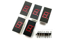 """MAN 6960 Optoelectronics 7 Segment LED High Efficiency Red 0.560/"""" Anode rot"""