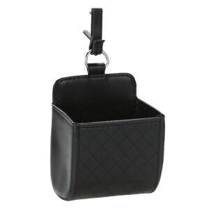 Auto-Aufbewahrung-Tasche-Kfz-Pkw-Ablage-Box-PU-Autositz-Ablagefaecher-Organ-SL