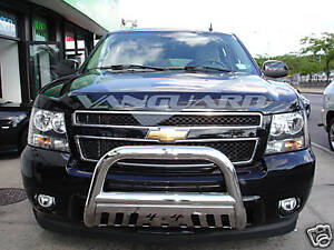 Image Is Loading Vanguard 07 14 Chevy Tahoe Front Per Protector
