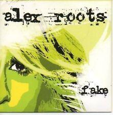 (AF962) Alex Roots, Fake - DJ CD