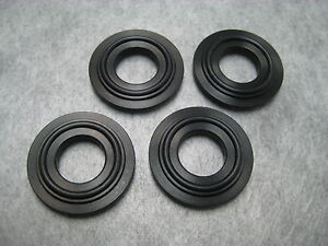 Ships Fast! Fuel Injector Rail Lower Cushion Ring Seal for Nissan Pack of 4