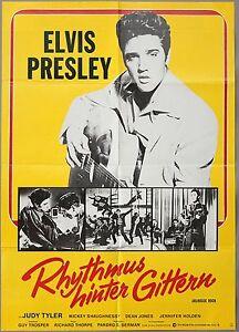 Elvis-Presley-Kinoplakat-Filmplakat-Filmposter-gt-Rhythmus-hinter-Gitarren-lt-738