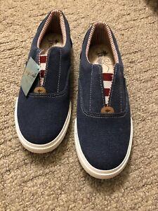 New Size 8 1/2 Margaritaville Blue
