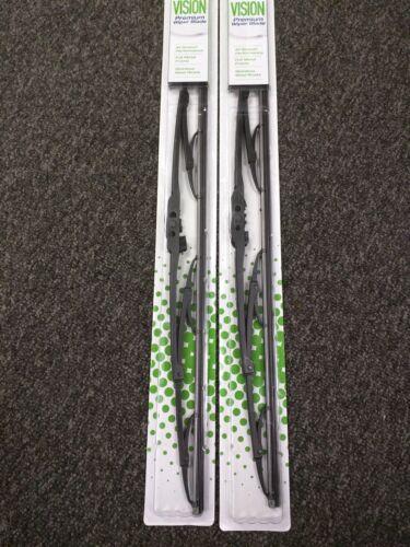 Front Windshield Premium All Season Wiper Blades Set for SUBARU FORESTER 1998-08
