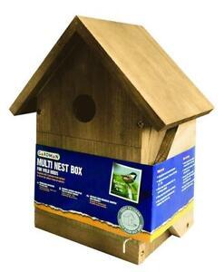 Gardman Multi Nest Box-afficher Le Titre D'origine 3jnsy9lf-10125340-545419823