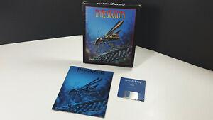 INFESTATION-Psygnosis-Big-Box-Commodore-Amiga-Spiel-OVP-VGC-CIB-Collectible-Top