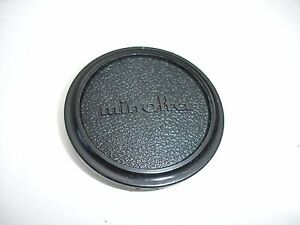 Genuine Minolta 37.5mm Front Cap Slip On 37.5 mm #001651