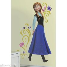 Disney Frozen Anna  Giant Removable Wall Decal Stickers Mural Licensed 100cm H
