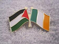 Palestine & Ireland Solidarity Flag Pin Ireland Palestine-Solidarity Freedom Pin