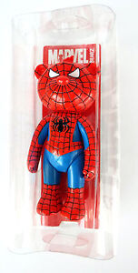 SPIDER-MAN-Marvel-BEARZ-Action-Figure-2006-Figurine-Doll