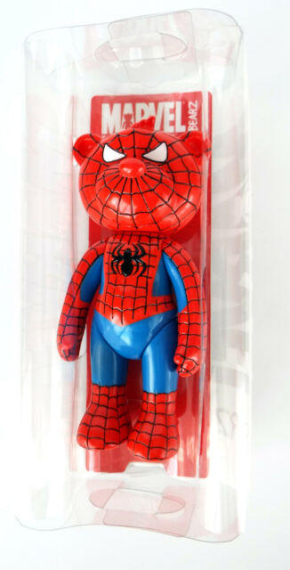 SPIDER-MAN Marvel BEARZ Action Figure 2006 Figurine Doll