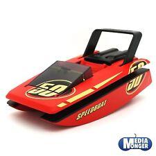 playmobil® Speedboot | Speeboat | Rennboot rot | schwarz | gelb