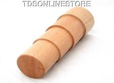 Oval Solid Wood Stepped 8 Inch Bracelet Mandrel