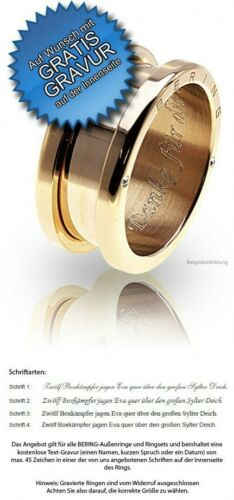 Bering combi anillo Arctic Symphony Collection asc772