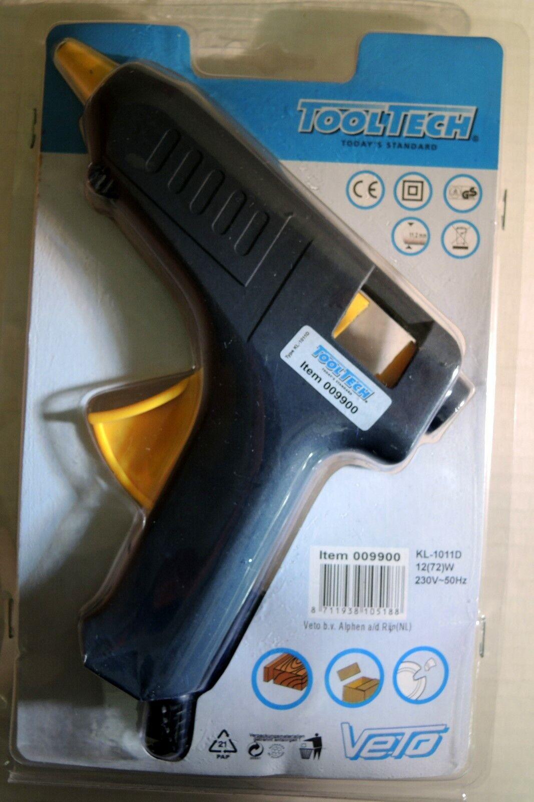 Heissklebepistole Heißklebepistole Klebepistole Heiß für 11mm Sticks 72W