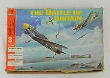 1968 Vintage The Battle Of Britain War Board Game Renewal Gamescience Complete