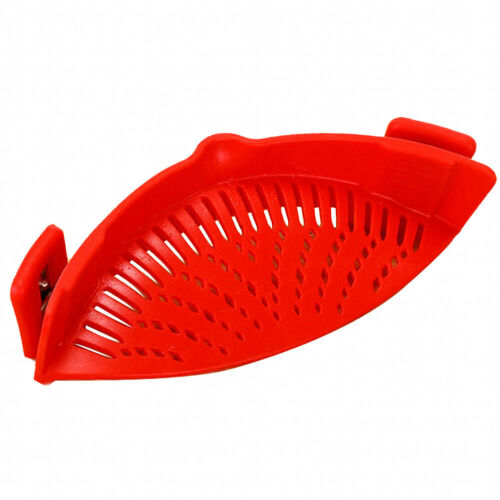 Ground Beef Chees US Pasta Clip-On Food Strainer For Spaghetti