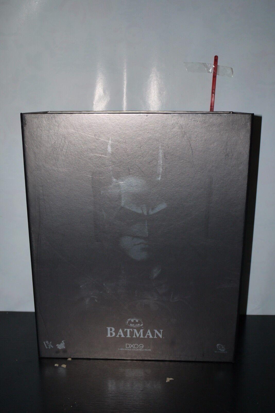 Hot Toys DX09 BATMAN EMPTY BOX ONLY NO FIGURE